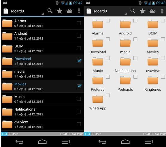 inKa File Manager