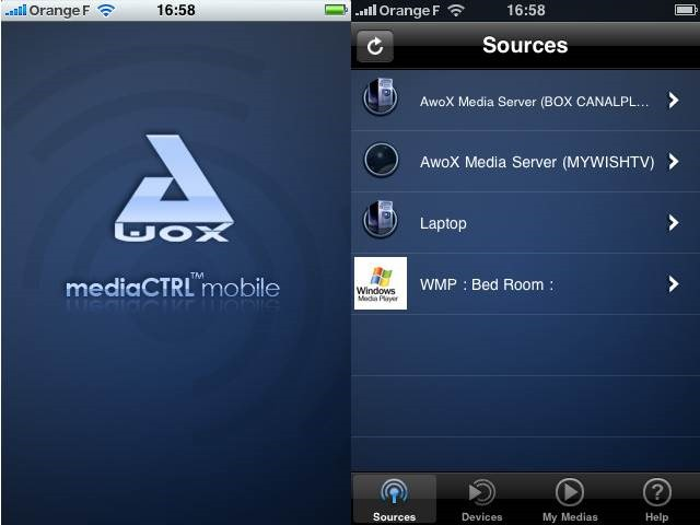 mediaCTRL Top 14 DLNA Streaming Apps For iPhone