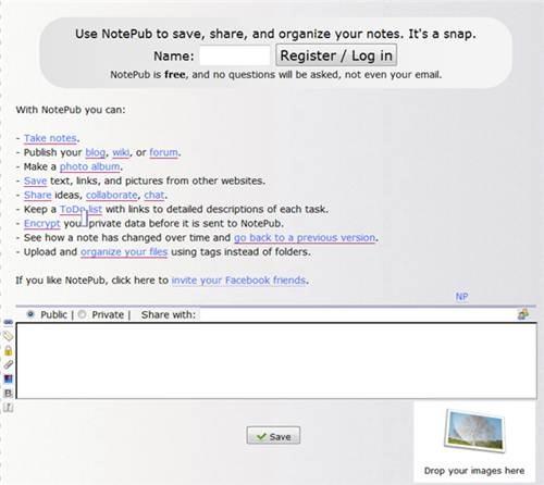 notepub open source wiki software