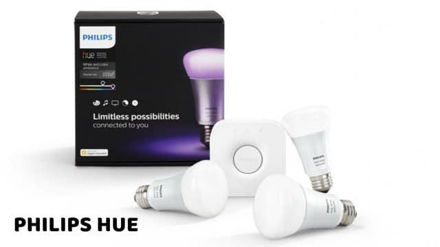 Philips Hue - Smart Home Lighting