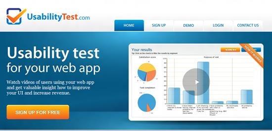 usabilitytest Usability Testing