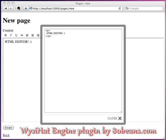 wysihat - open source WYSIWYG JavaScript framework